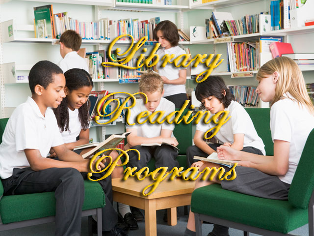summer reading program 2015