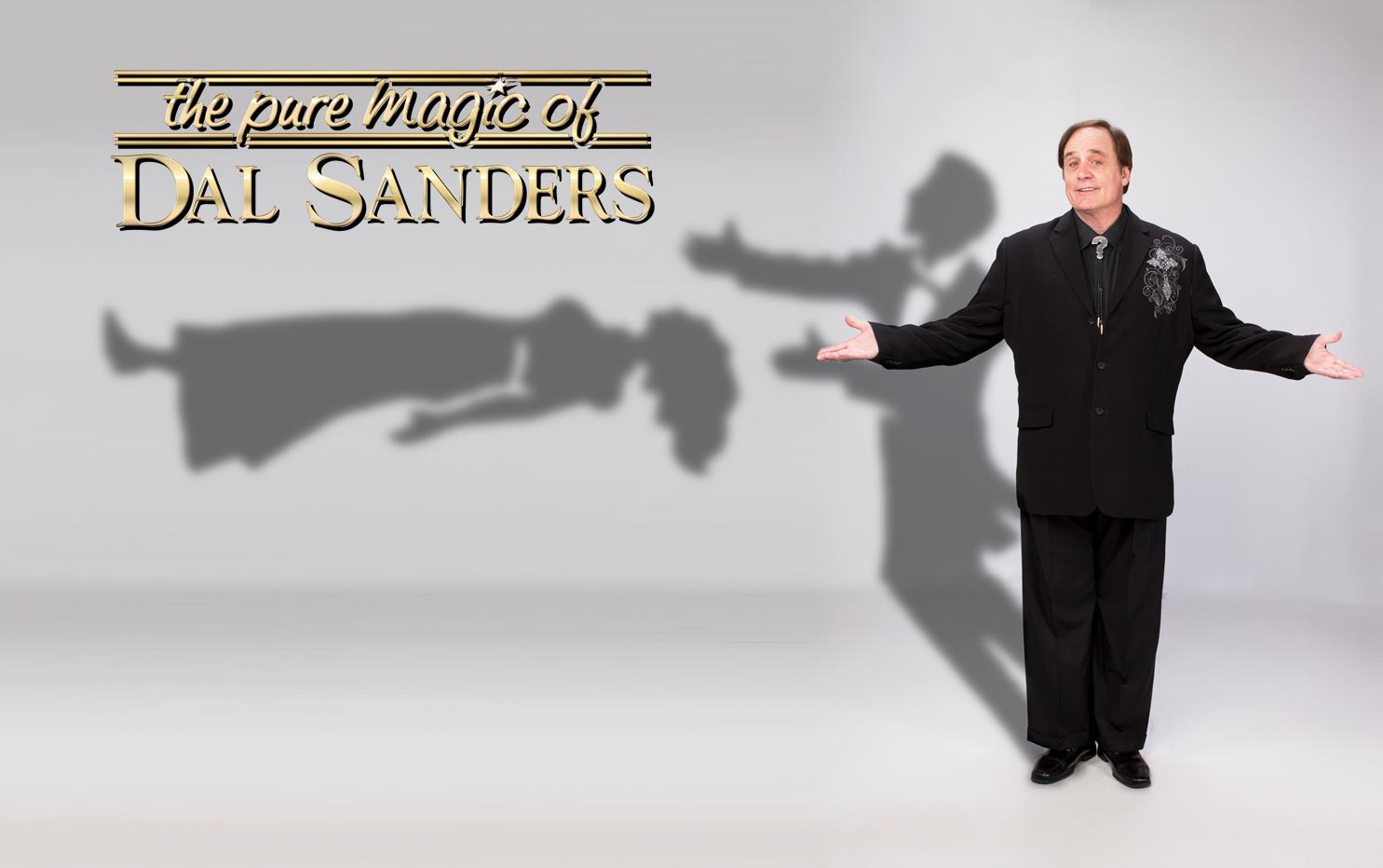 the pure magic of Dal Sanders at the State Fair of Texas