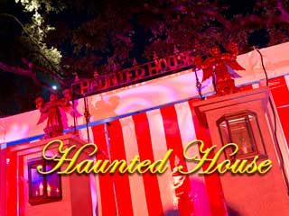 haunted house amazing attractions
